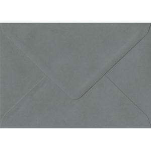114mm x 162mm Vintage Grey Grey Gummed C6/A6 135gsm Envelope