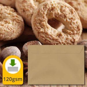 Luxury Biscuit Beige Envelopes