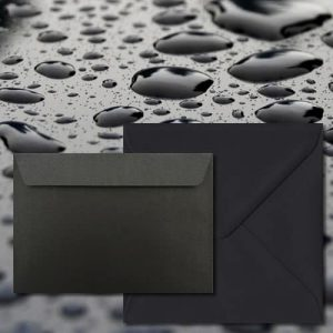 Black 100gsm Envelopes