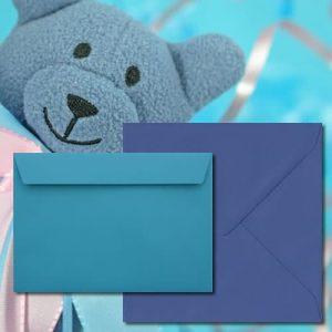 A4 Blue Envelopes