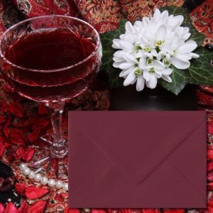 Bordeaux Red Envelopes
