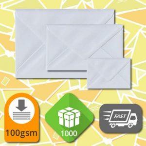 Bulk Box White Standard