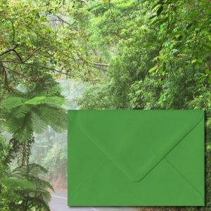Fern Green Envelopes