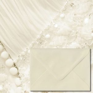 Ivory Laid Envelopes
