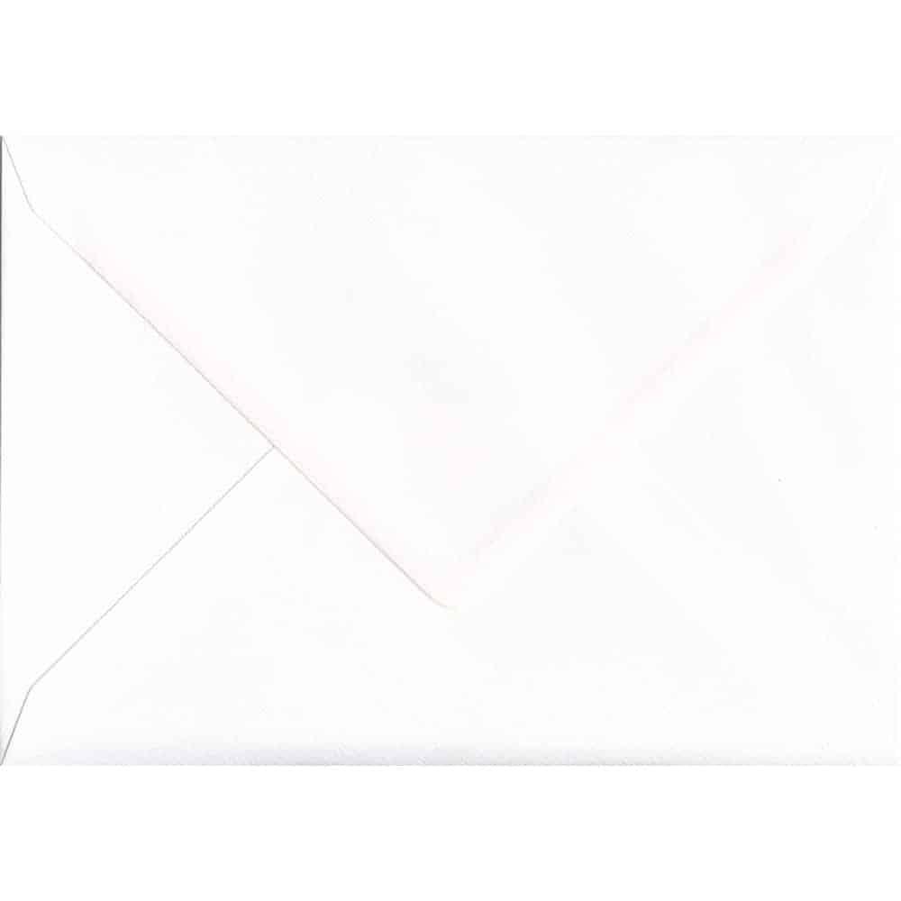 162mm x 229mm Alabaster White Gummed C5/A5 100gsm Envelope