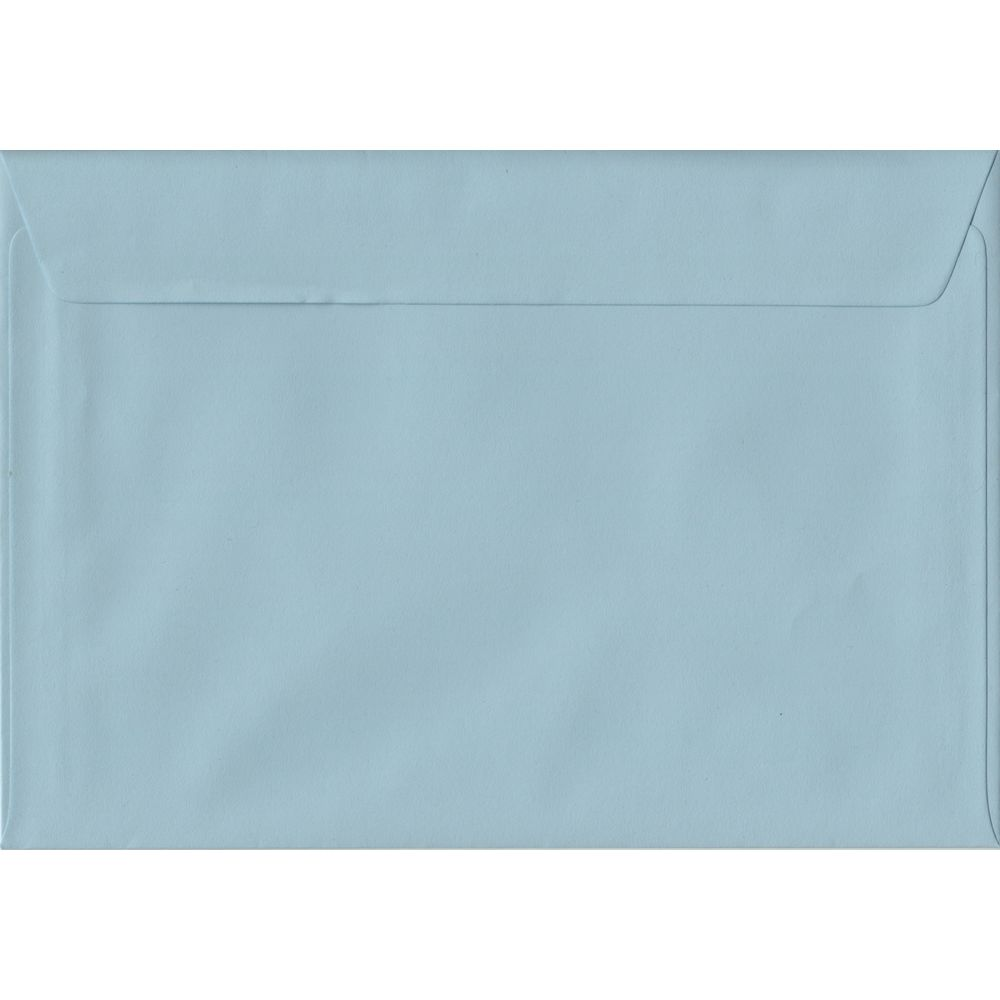 Baby Blue C5 162mm x 229mm Peel/Seal A5 Size Colour Envelopes