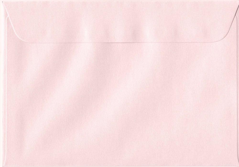 162mm x 229mm Ballerina Pink Peel/Seal C5/A5 Paper 120gsm Envelope