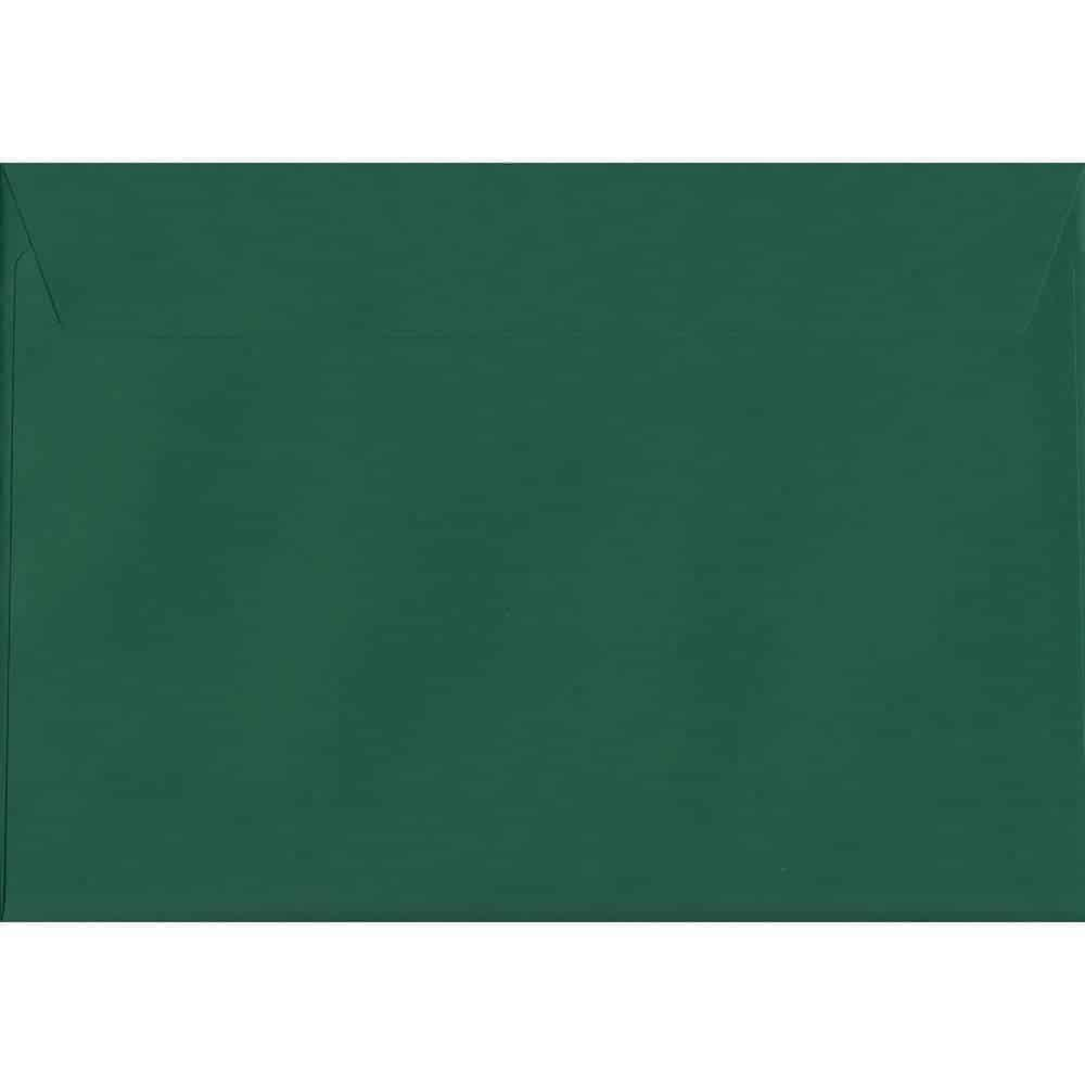 British Racing Green C5 162mm x 229mm Peel/Seal A5 Colour Envelope