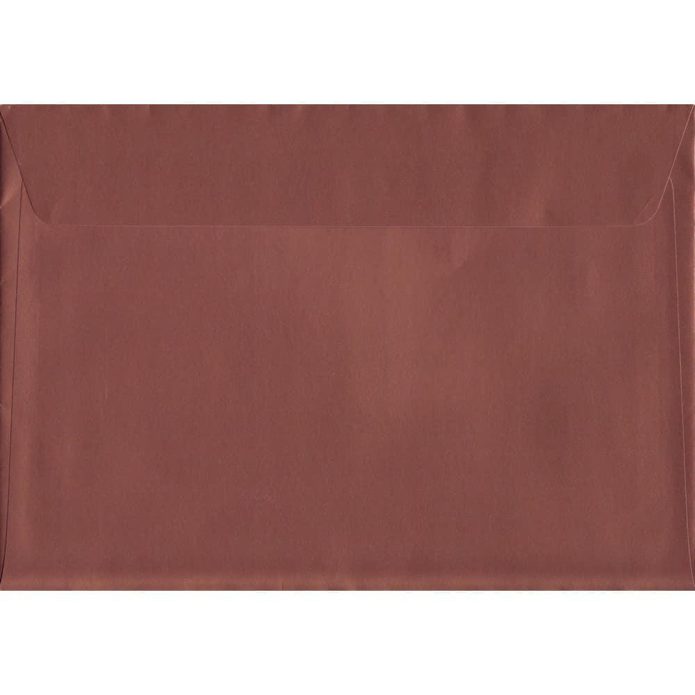 Metallic Bronze C5 162mm x 229mm Peel/Seal C5 Colour Envelope