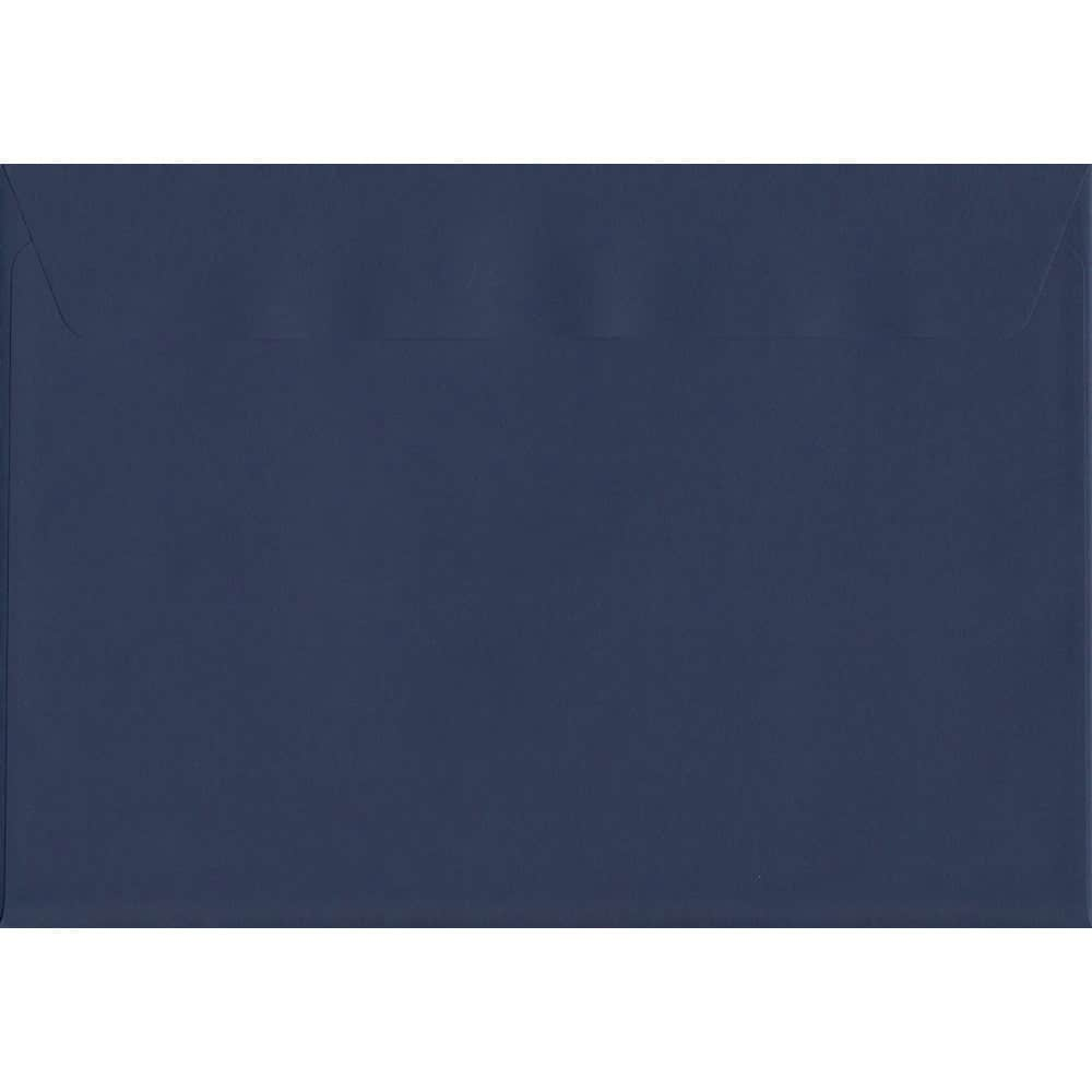British Classic Oxford Blue C5 162mm x 229mm Peel/Seal C5 Colour Envelope