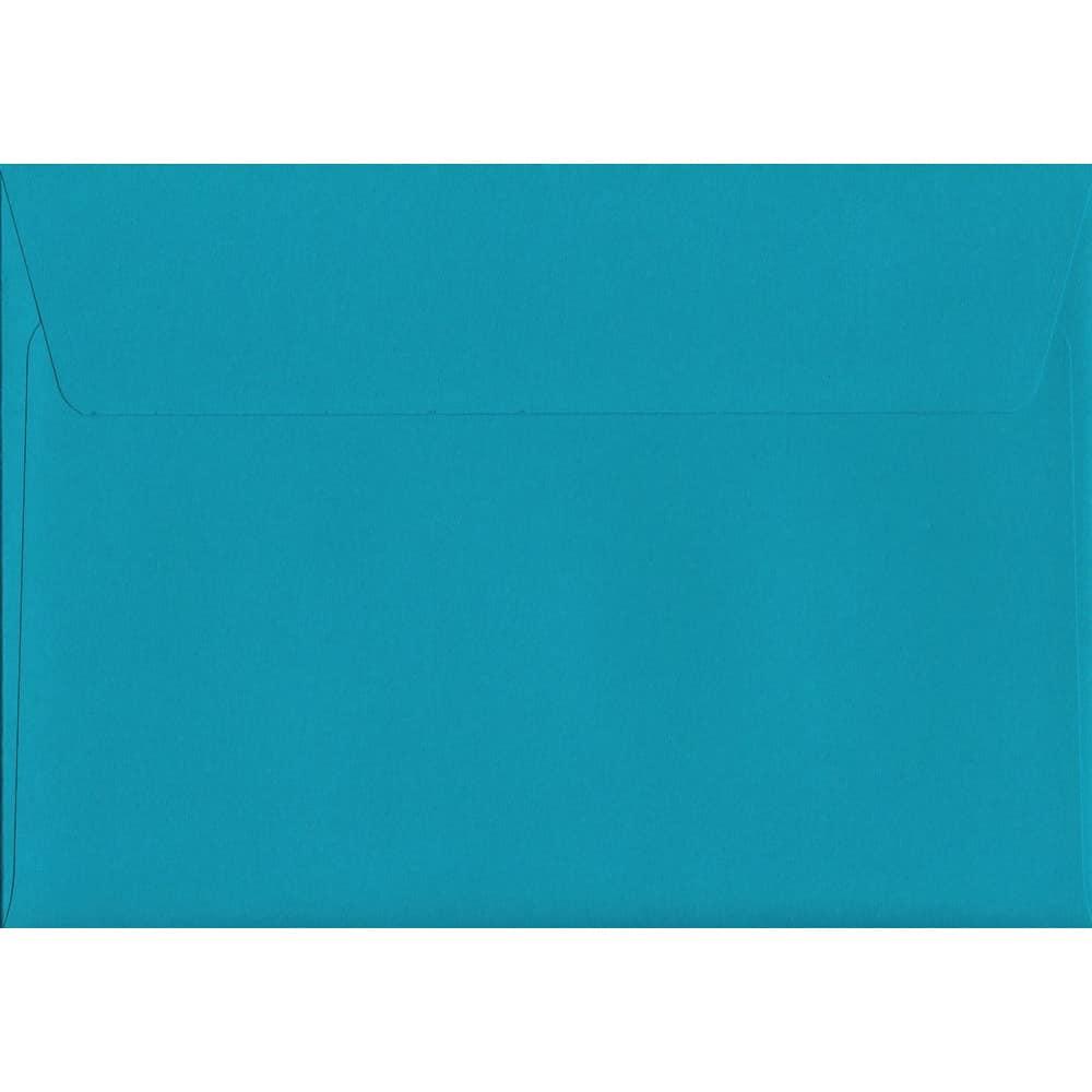 Vivid Deep Blue C6 114mm x 162mm Peel/Seal C6 Colour Envelope