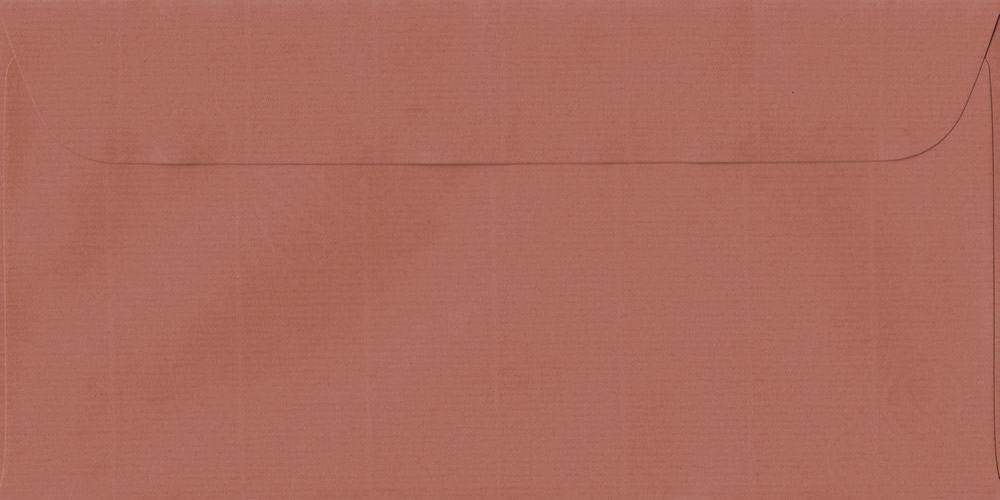 114mm x 224mm Copper Peel/Seal DL Paper 100gsm Envelope
