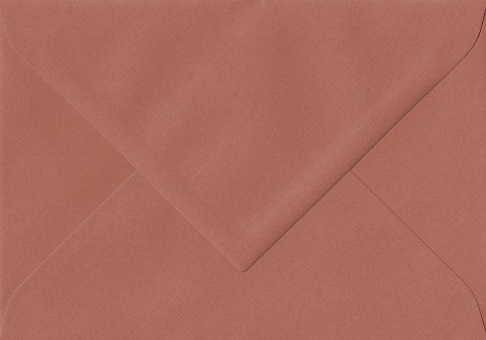 75mm x 110mm Copper Gummed RSVP/Gift Card 100gsm Envelope