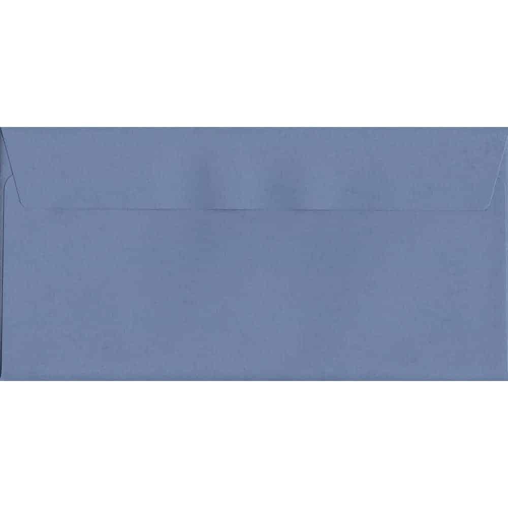 Vivid Deep Lavender DL 114mm x 229mm Peel/Seal DL Colour Envelope