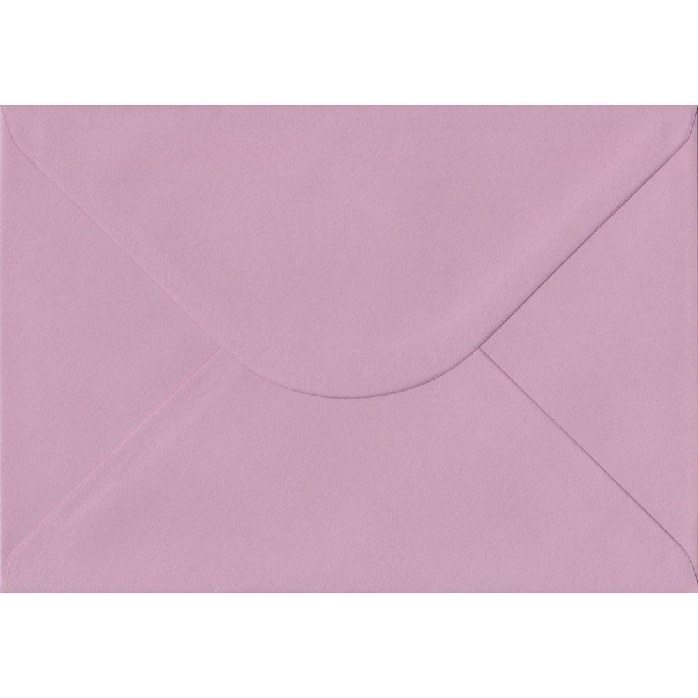 Dusky Pink C5 162mm x 229mm Gummed A5 Size Colour Envelopes