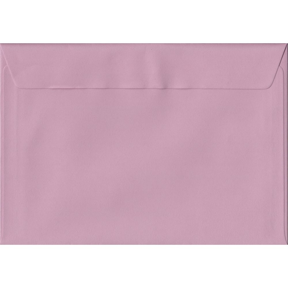 Dusky Pink C5 162mm x 229mm Peel/Seal A5 Size Colour Envelopes