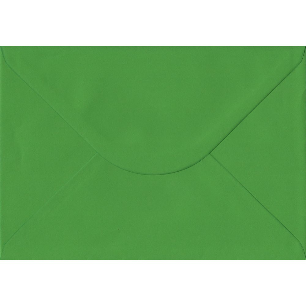 Fern Green C5 162mm x 229mm Gummed A5 Size Colour Envelopes