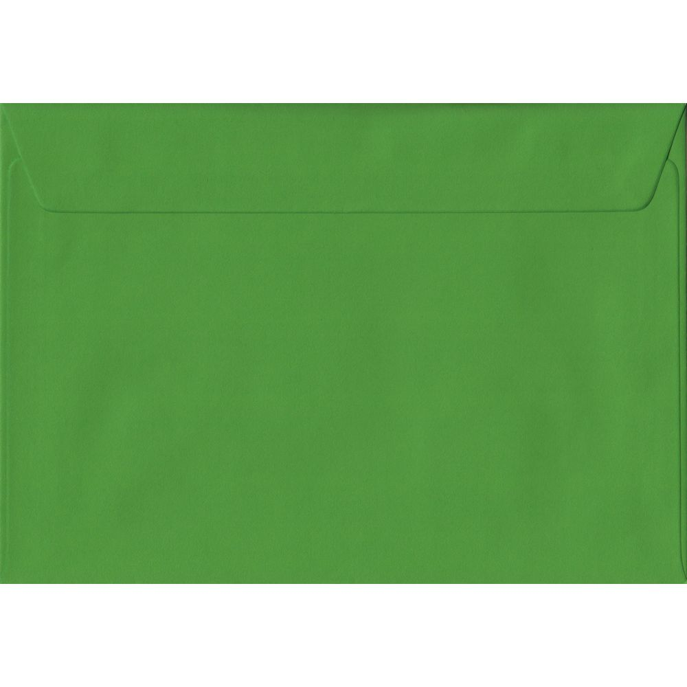 Fern Green C5 162mm x 229mm Peel/Seal A5 Size Colour Envelopes