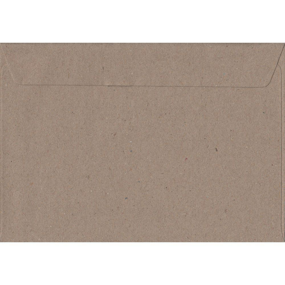 Recycled Fleck C5 162mm x 229mm Peel/Seal A5 Size Colour Envelopes