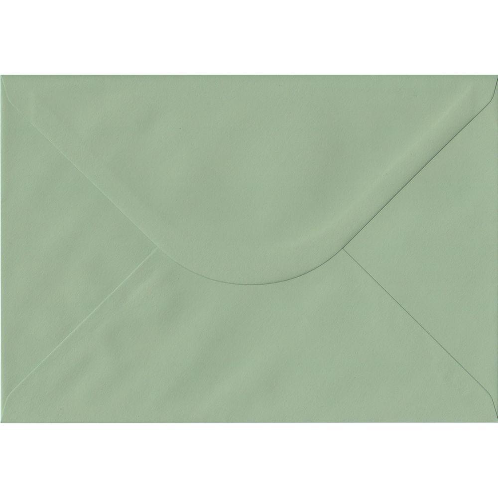 Heritage Green C5 162mm x 229mm Gummed A5 Size Colour Envelopes