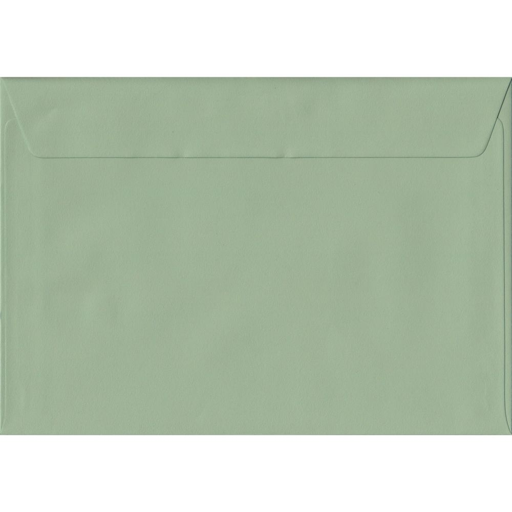 Heritage Green C5 162mm x 229mm Peel/Seal A5 Size Colour Envelopes
