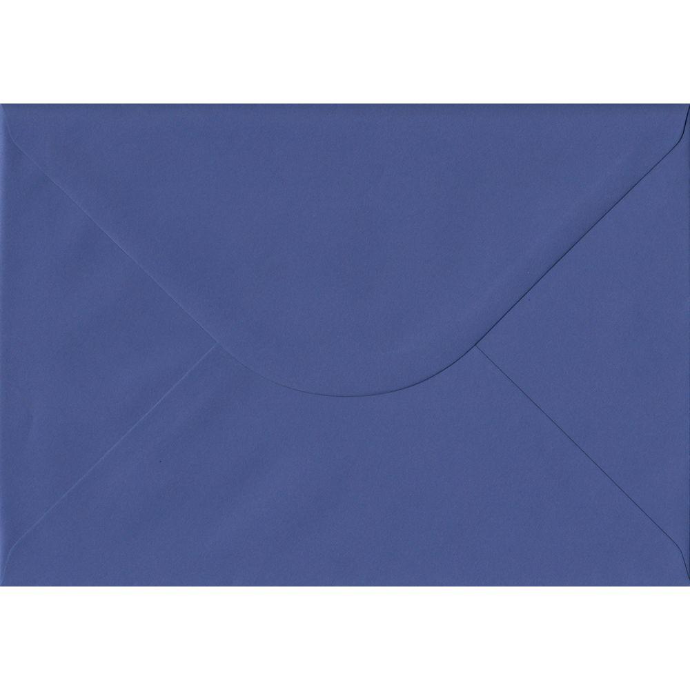 Iris Blue C5 162mm x 229mm Gummed A5 Size Colour Envelopes