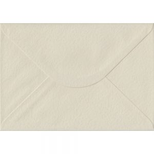 Ivory Hammer C5 162mm x 229mm Gummed A5 Size Colour Envelopes