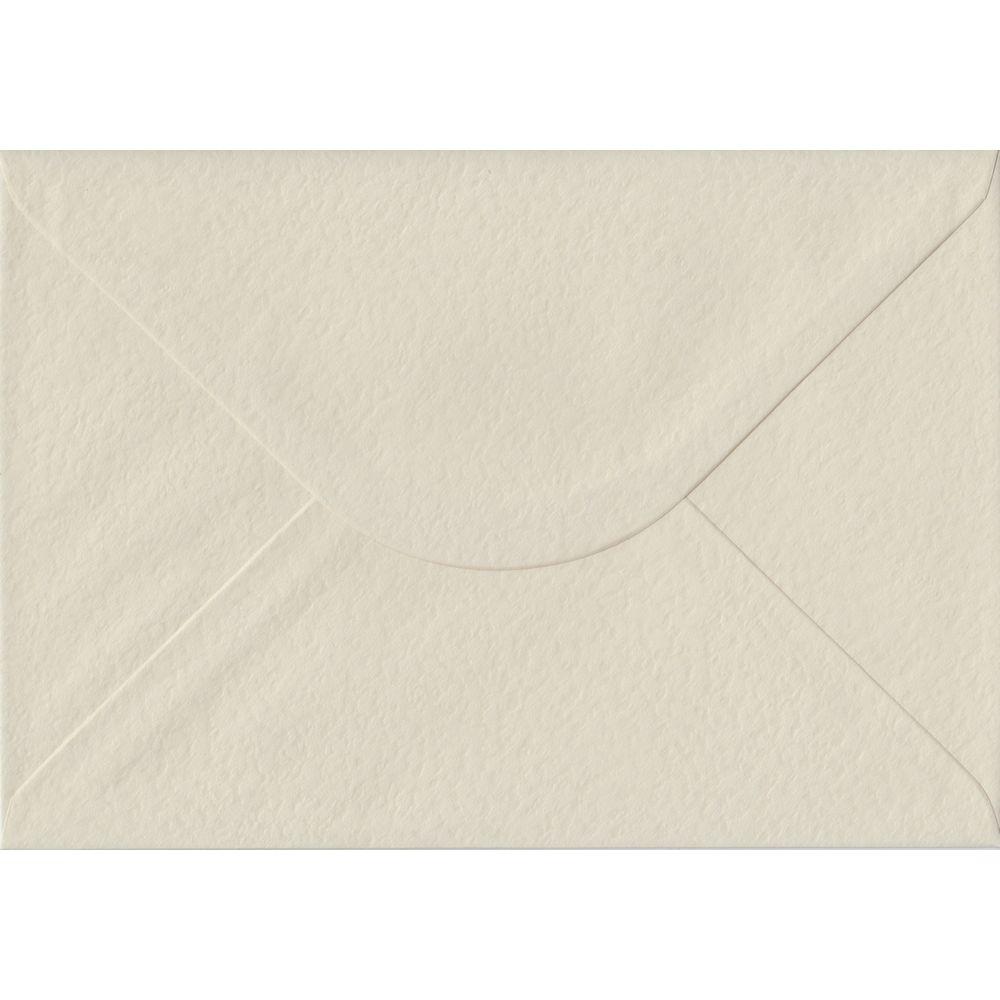 Ivory Hammer C5 162mm x 229mm Gummed A5 Size Colour Envelopes