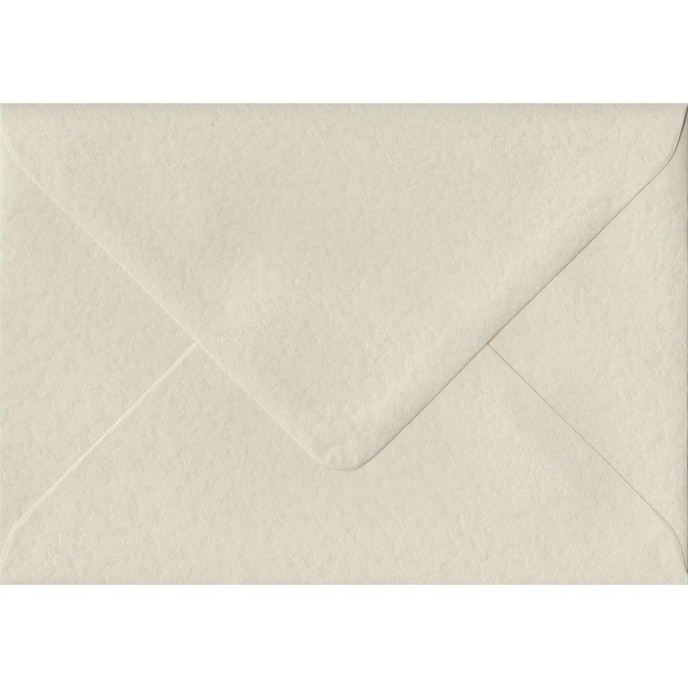 Ivory Hammer C6 114mm x 162mm Gummed Coloured A6 Card Envelopes