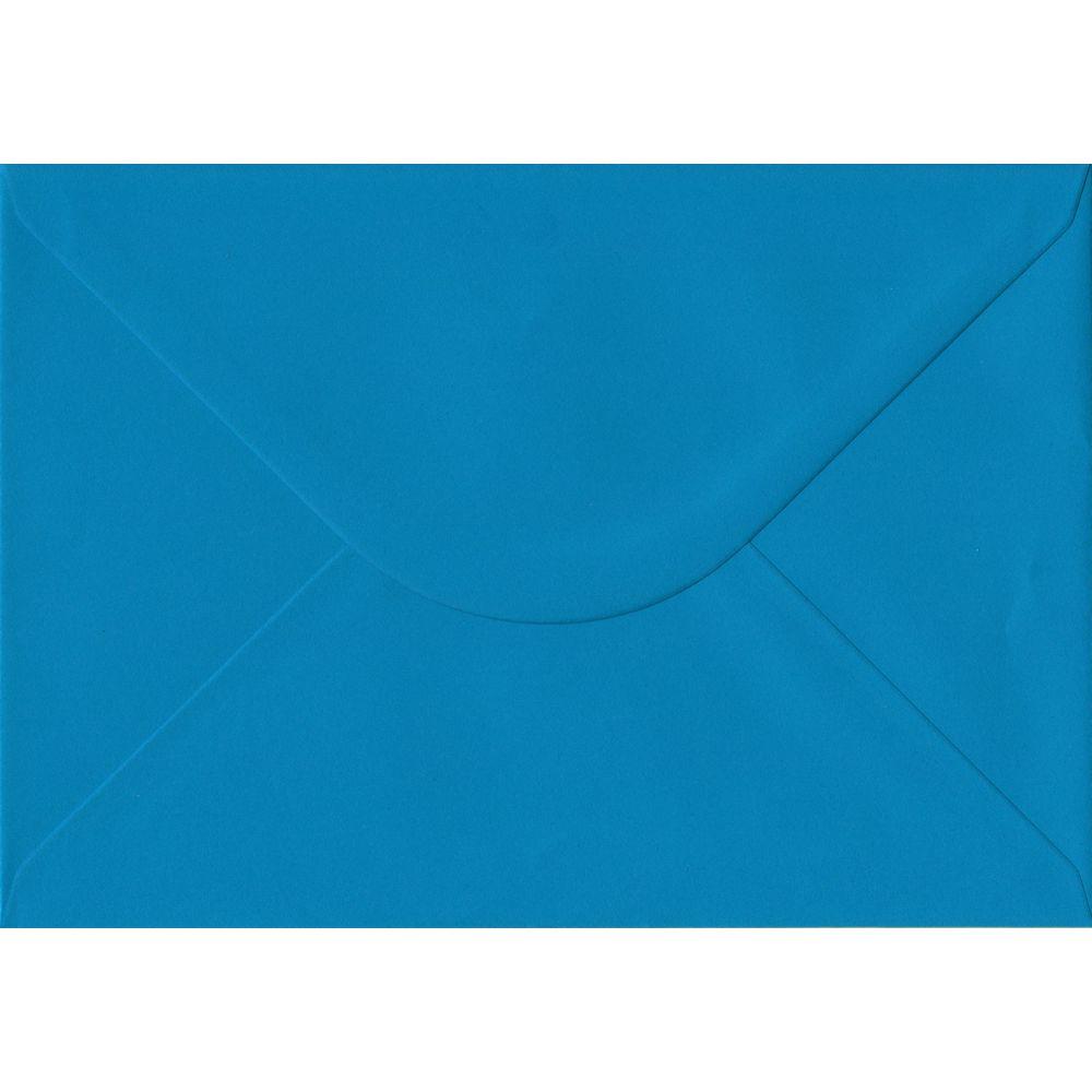 Kingfisher Blue C5 162mm x 229mm Gummed A5 Size Colour Envelopes