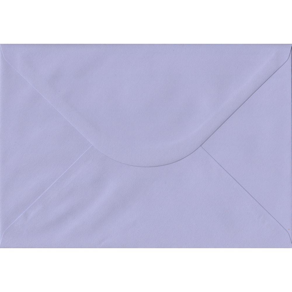 Lilac C5 162mm x 229mm Gummed A5 Size Colour Envelopes