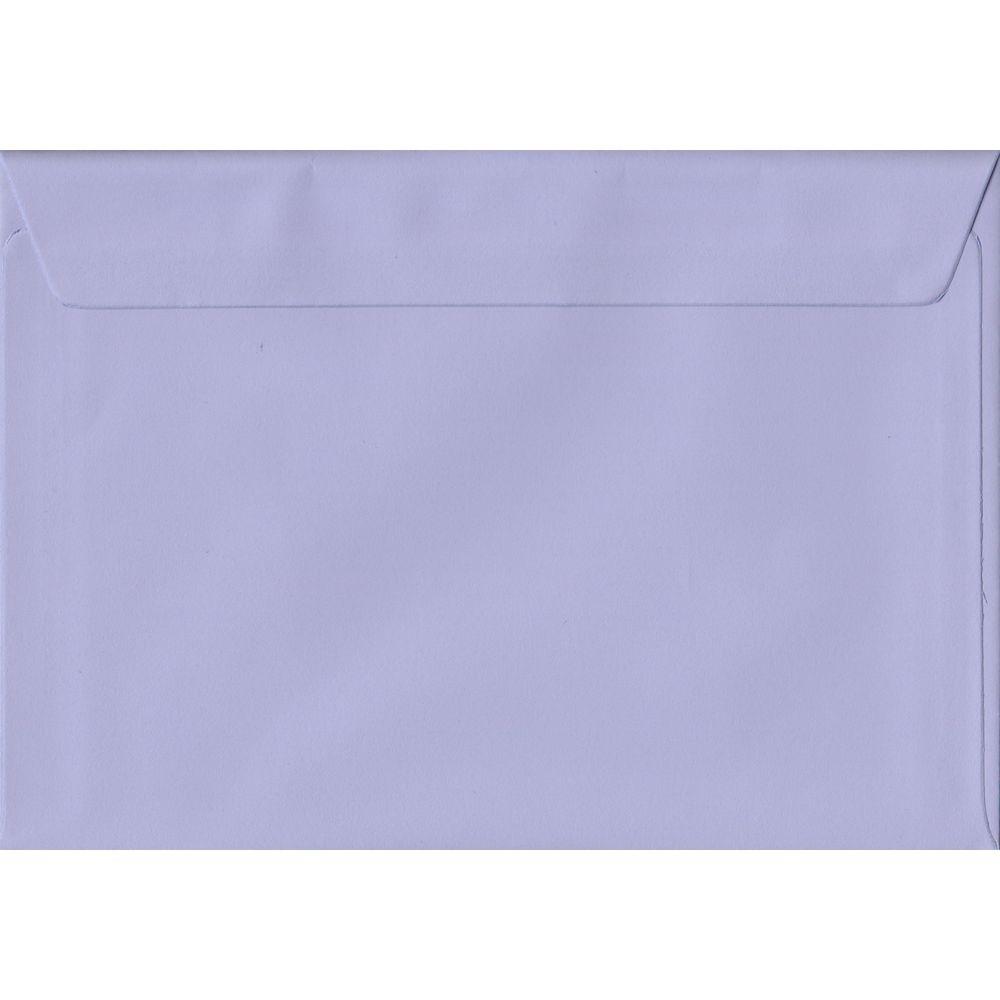 Lilac C5 162mm x 229mm Peel/Seal A5 Size Colour Envelopes