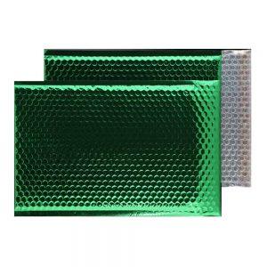Emerald Green Gloss 450mm x 324mm Bubble Envelopes (Box Of 50)