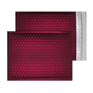 Mulled Wine Matt 250mm x 180mm Bubble Envelopes (Box Of 100)
