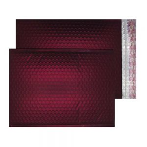 Mulled Wine Matt 324mm x 230mm Bubble Envelopes (Box Of 100)