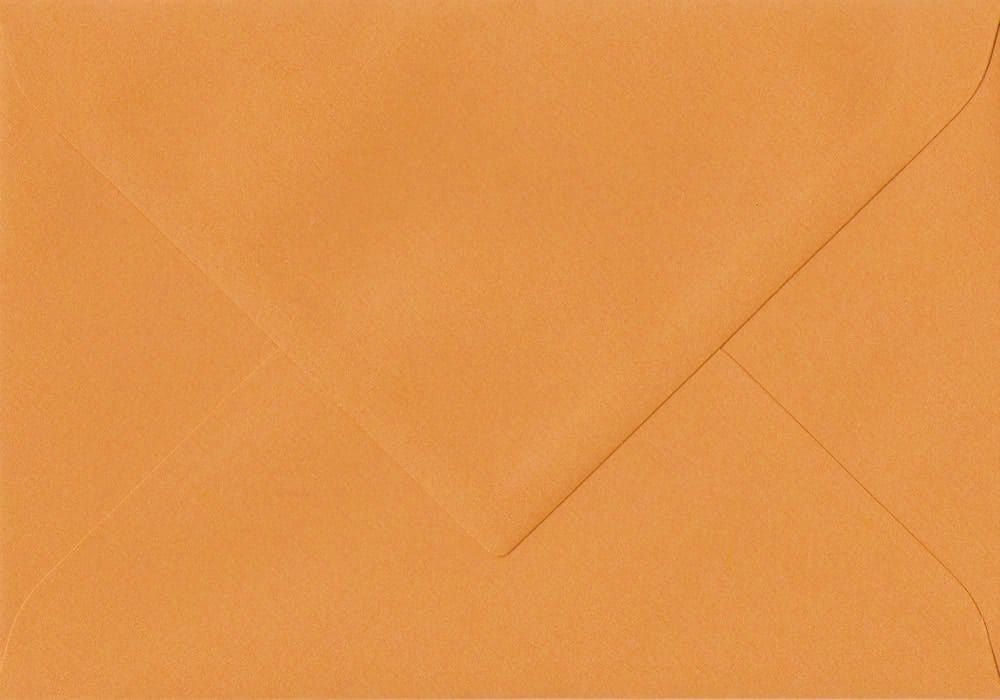 135mm x 191mm Mango Gummed 5x7 Paper 100gsm Envelope