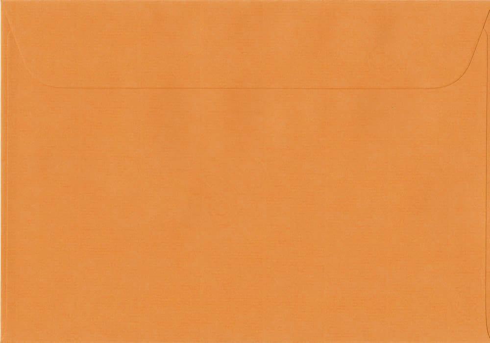 162mm x 229mm Mango Peel/Seal C5/A5 Paper 100gsm Envelope