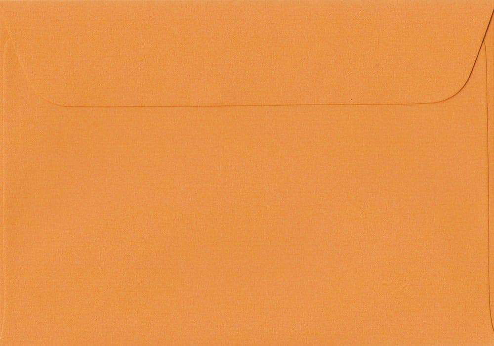 114mm x 162mm Mango Peel/Seal C6/A6 Paper 100gsm Envelope