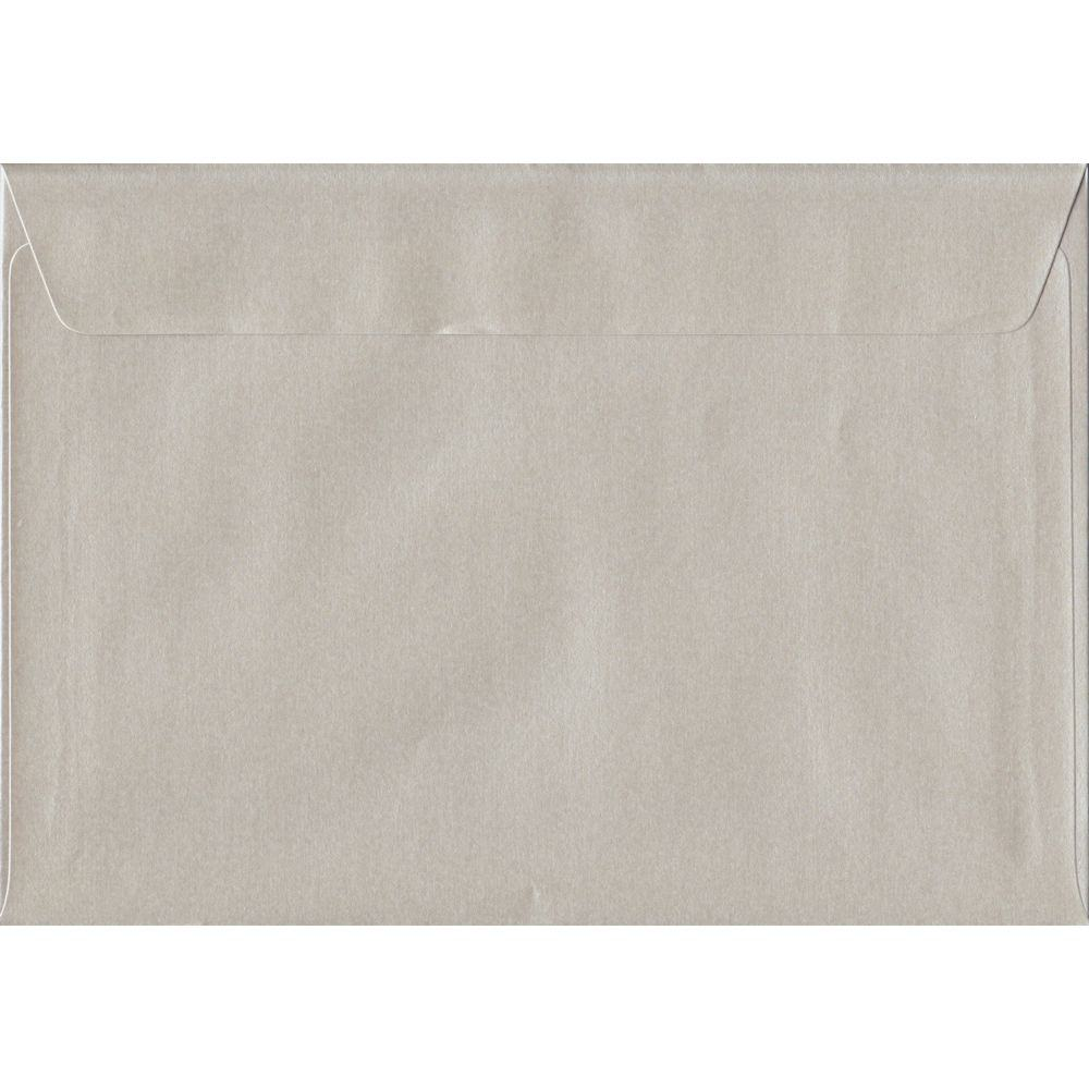 Pearlescent Oyster C5 162mm x 229mm Peel/Seal A5 Size Colour Envelopes