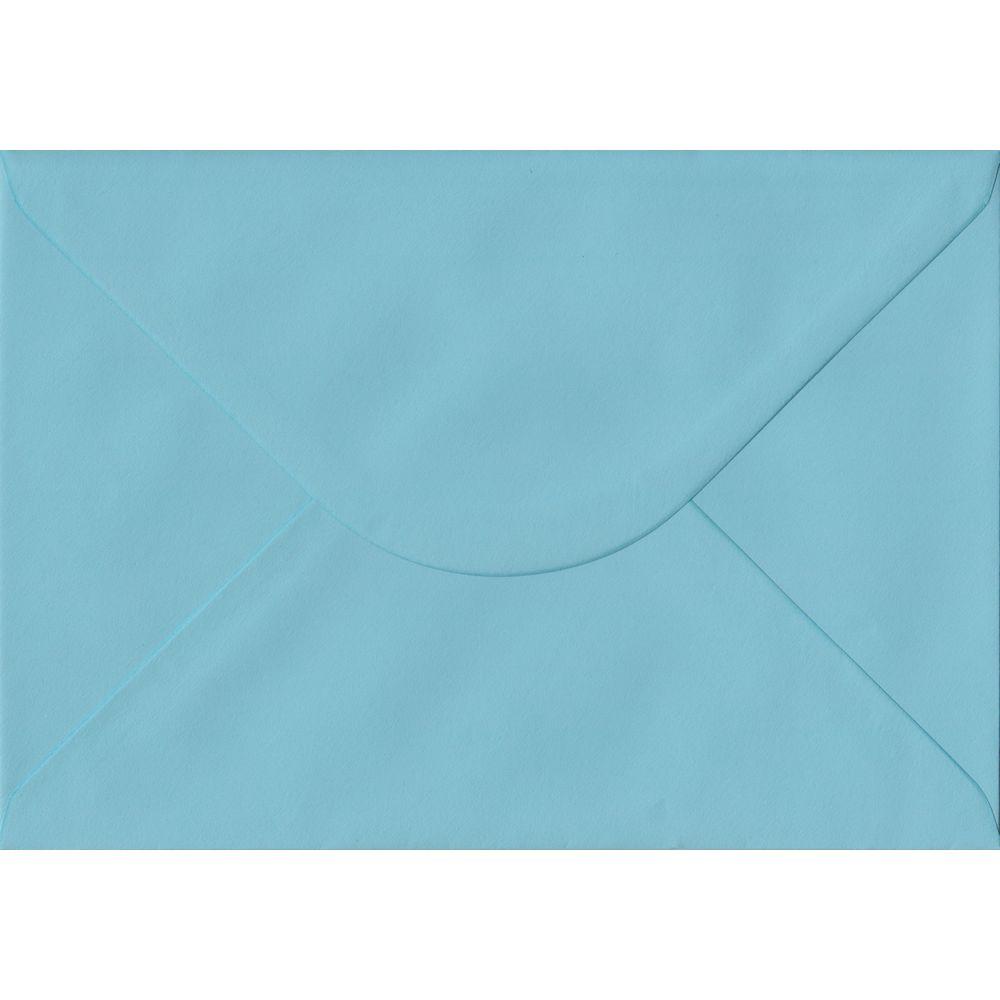 Blue C5 162mm x 229mm Gummed A5 Size Colour Envelopes