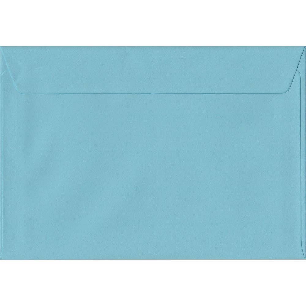 Blue C5 162mm x 229mm Peel/Seal A5 Size Colour Envelopes