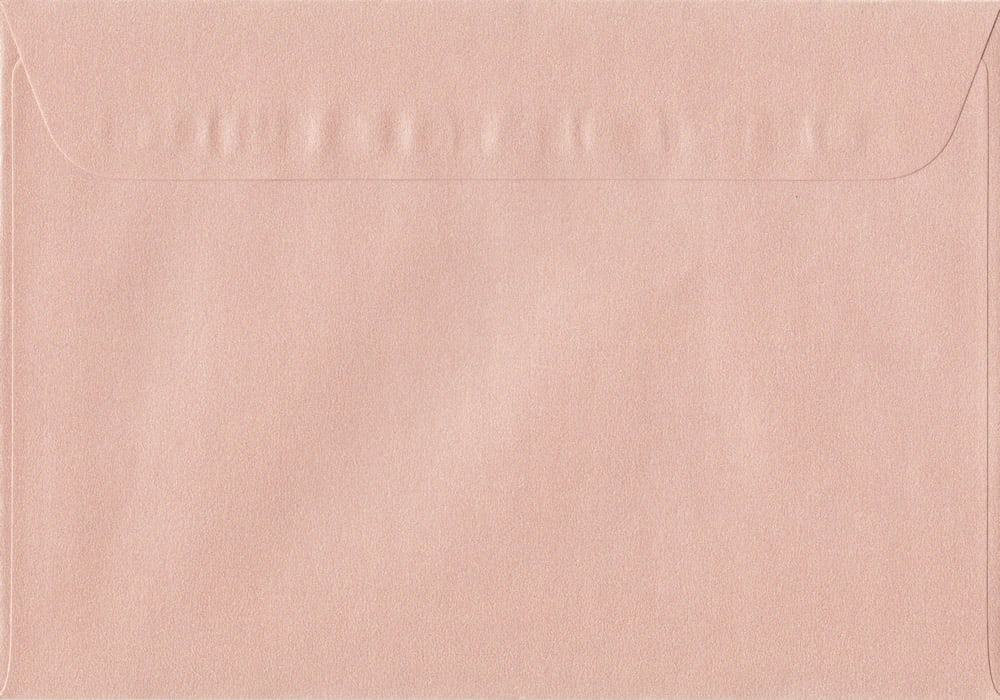 162mm x 229mm Peach Peel/Seal C5/A5 Paper 120gsm Envelope