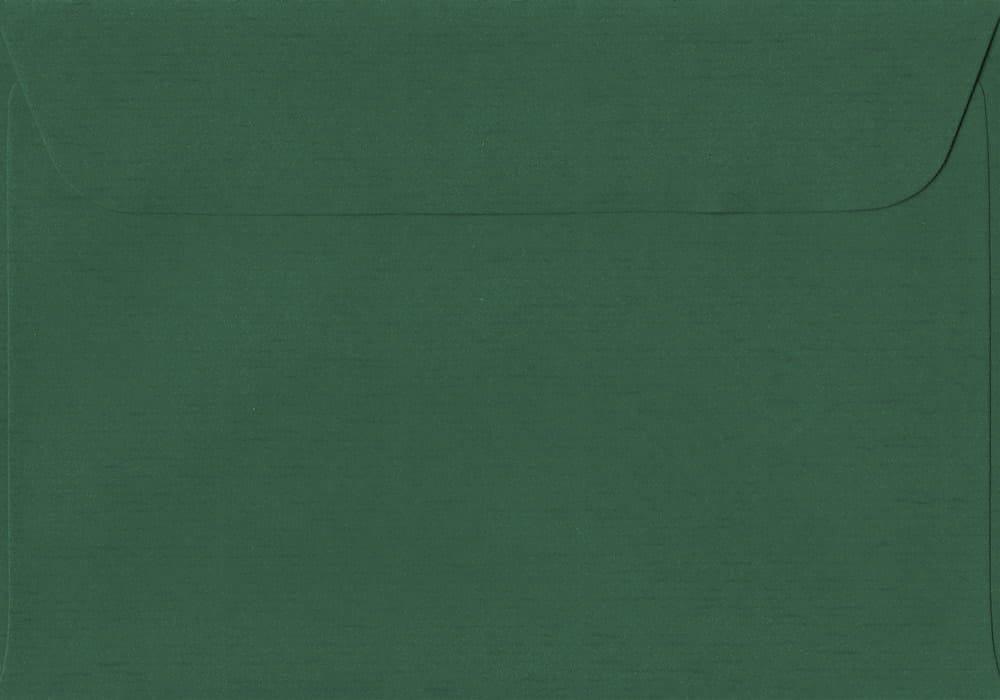 114mm x 162mm Racing Green Peel/Seal C6/A6 Paper 100gsm Envelope