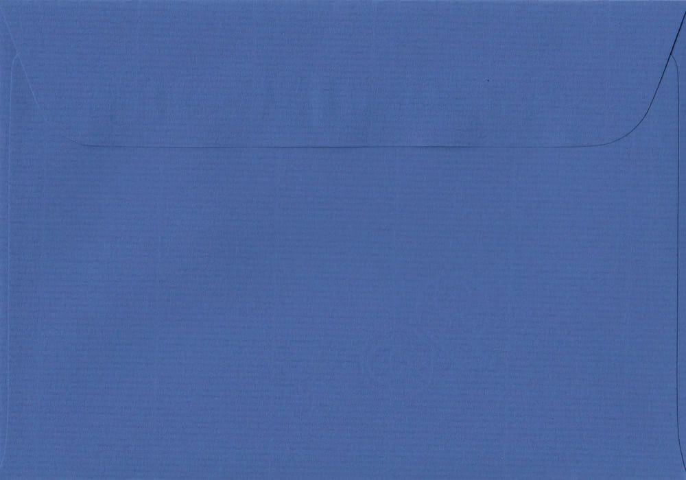 114mm x 162mm Royal Blue Peel/Seal C6/A6 Paper 100gsm Envelope