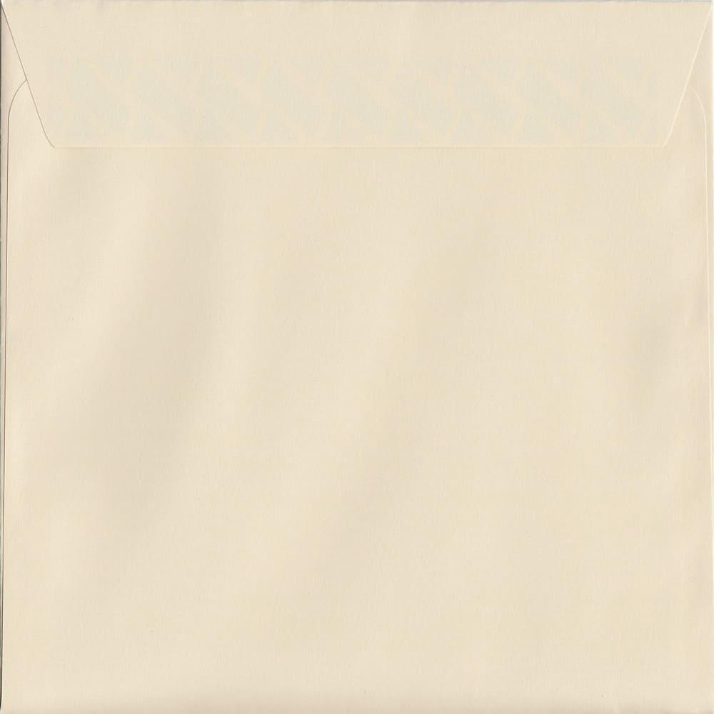 Pastel Clotted Cream S2 220mm x 220mm Peel/Seal S2 Colour Envelope