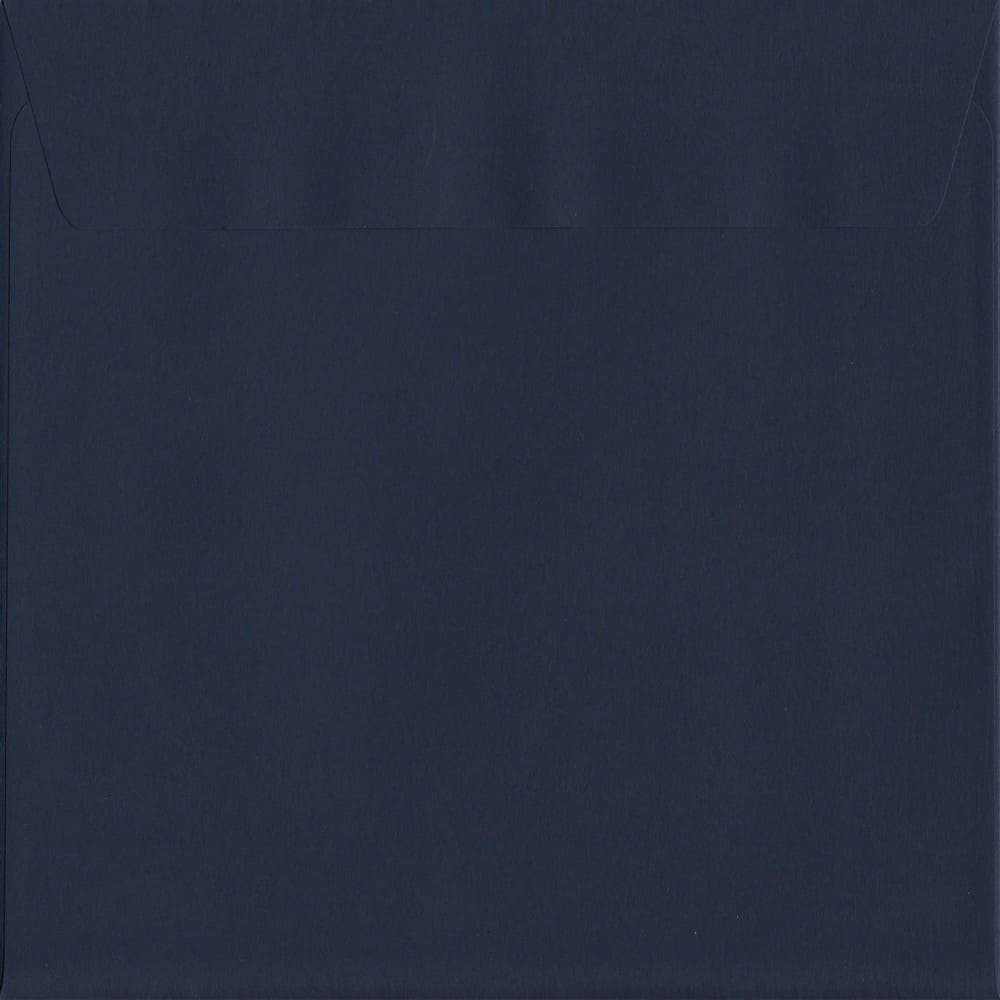British Classic Oxford Blue S2 220mm x 220mm Peel/Seal S2 Colour Envelope