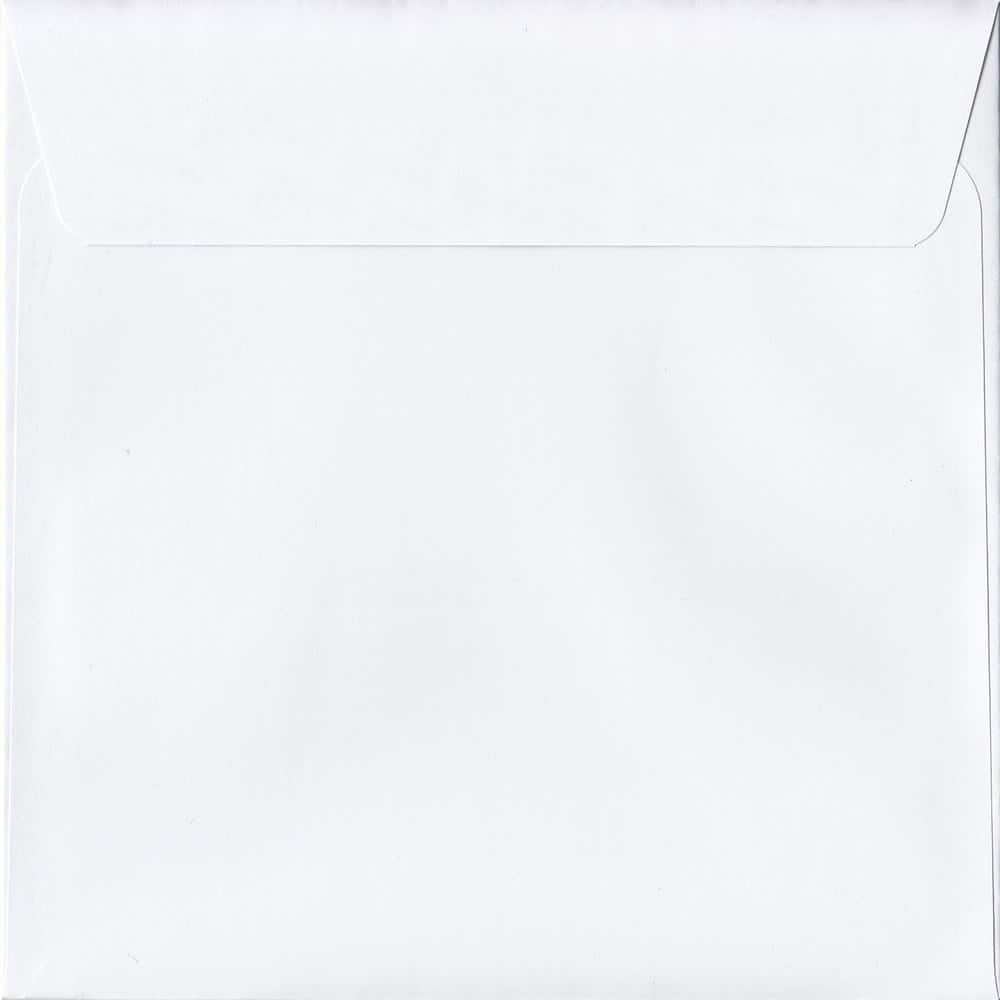 Box Of 250 White 220mm x 220mm Peel/Seal Envelopes