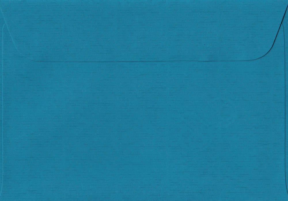 114mm x 162mm Petrol Blue Peel/Seal C6/A6 Paper 100gsm Envelope