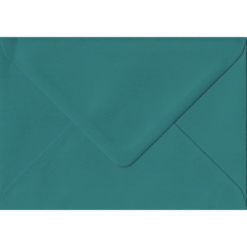 162mm x 229mm Teal Green Green Gummed C5/A5 135gsm Envelope