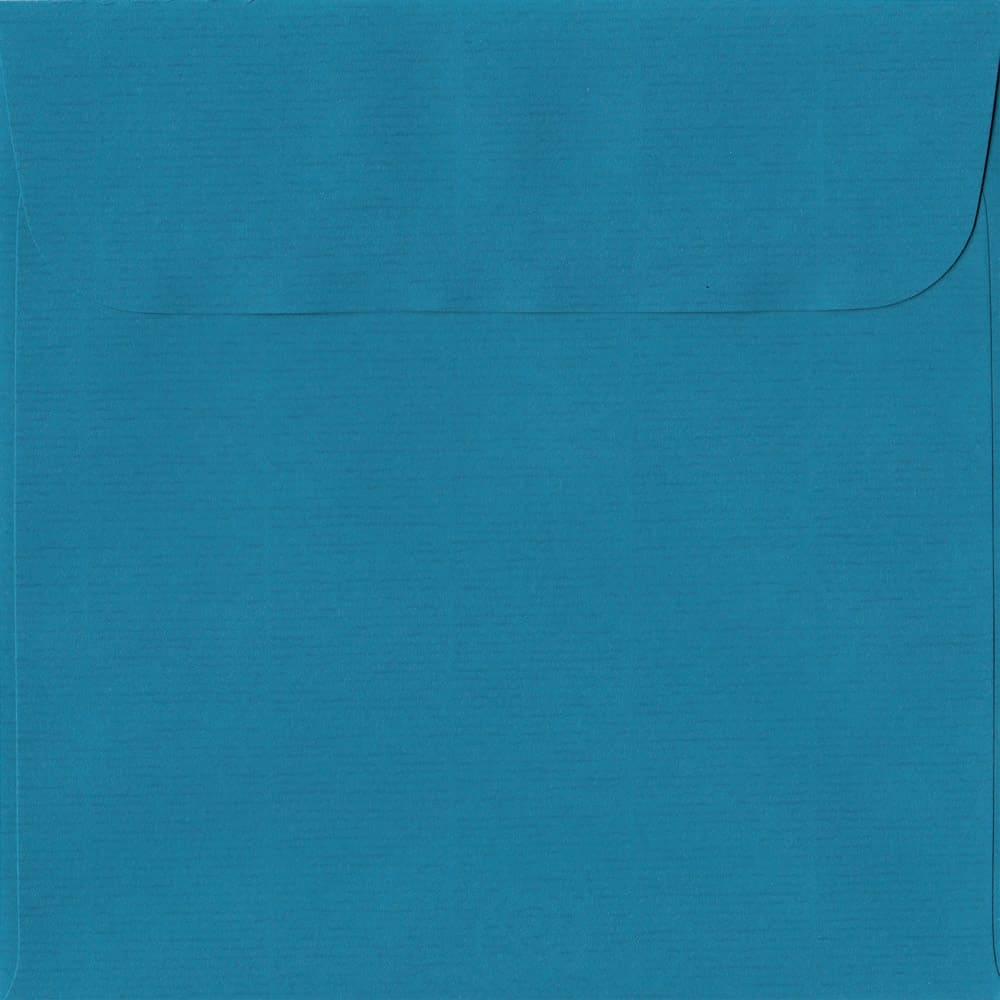 160mm x 160mm Petrol Blue Peel/Seal Square Paper 100gsm Envelope